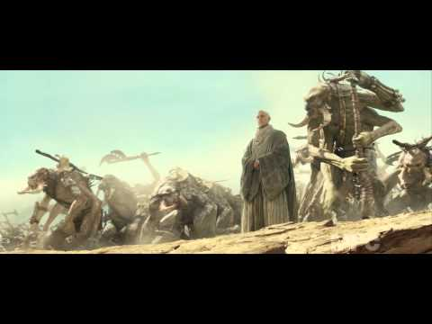 John Carter VFX Breakdown