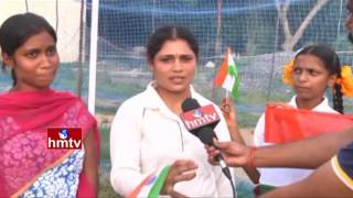 Women's Cricket World Cup | Cricket Fans Face To Face | Khammam