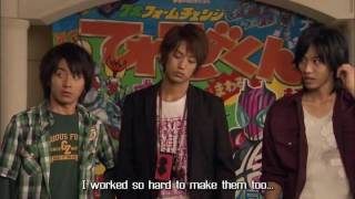 Kamen Rider Decade Hero Lesson 1b