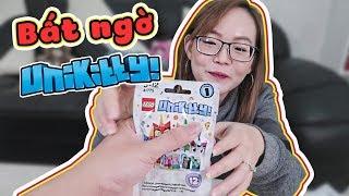 Mở Lego Unikitty full team Giận Dữ