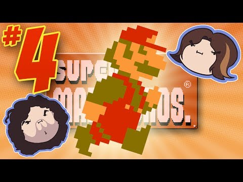 Super Mario Bros.: Embarrassing Accidents - PART 4 - Game Grumps