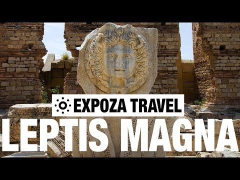 Leptis Magna Travel Video Guide