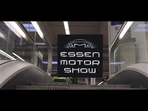 JP Performance - ESSEN MOTOR SHOW 2014