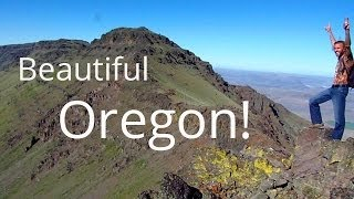 Awesome Oregon Road Trip! Exploring Amazing Eastern Oregon