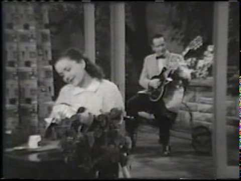 Les Paul And Mary Ford - Via Con Dios