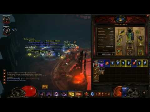 Diablo 3 - Tutorial da Maquina Infernal