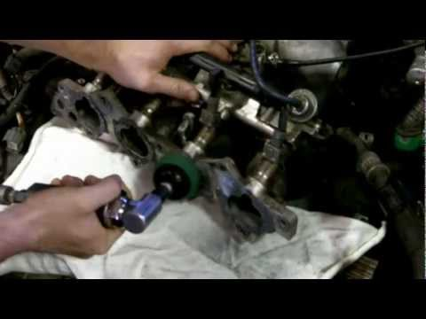 Honda Head Job, & Valve Seal Replacement
