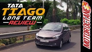Tata Tiago Long Term - 1 Year Reliability in Hindi | MotorOctane