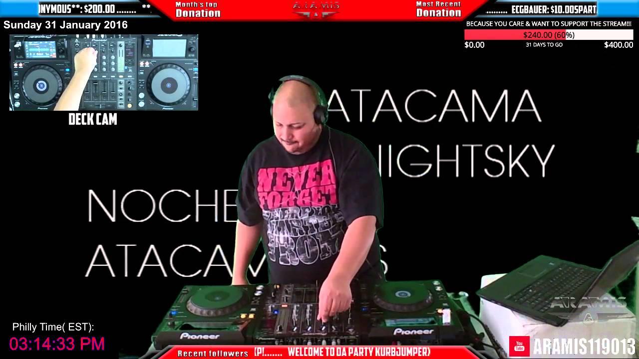 ] DJ Aramis - Trance Sunday's  come Join us....SPARTA!!!!!!