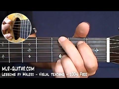 Knockin' On Heaven's Door - 1er Cours De Guitare