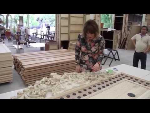 Мебель ручной работы для The Beach Samui