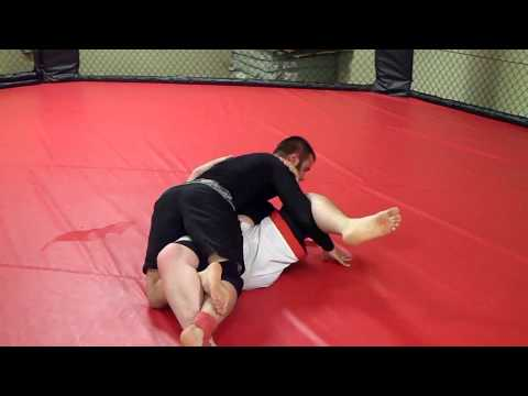 Advanced Half Guard Tactics: Ride The Lightning Sweep Image 1