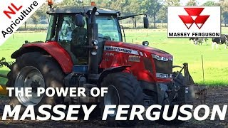 The power of MASSEY FERGUSON in the Netherlands | Part 1.
