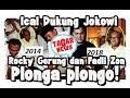 Ical Dukung Jokowi, Fadli Zon dan Gerung Bingung Ngais ke Mana Lagi