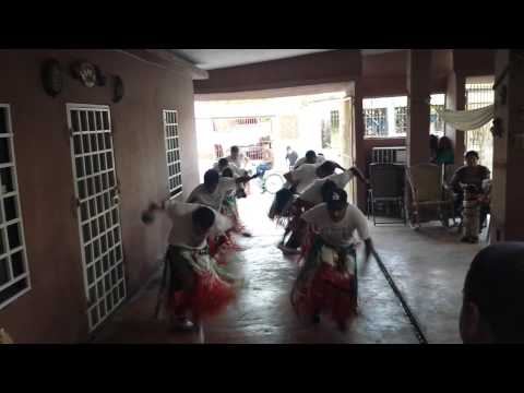 Danza matamoros al 100