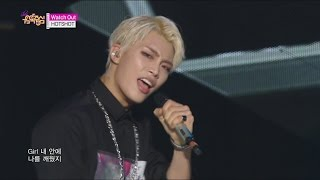 [HOT] HOTSHOT - Watch out, 핫샷 - 워치아웃, Show Music core 20150516 MP3