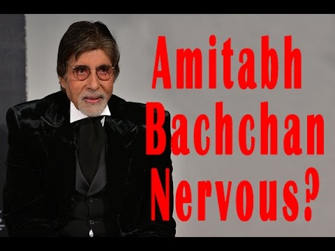 Abhishek Bachchan: Amitabh Bachchan is nervous about cricket - TOI