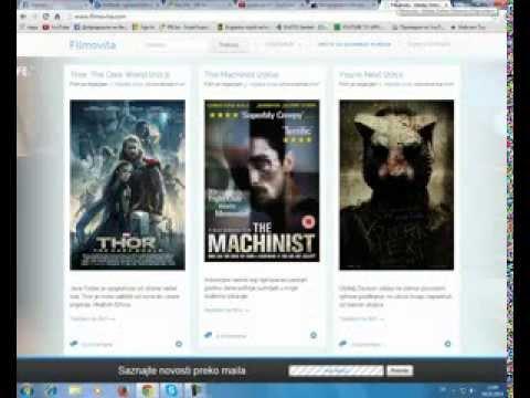 Sajtovi za besplatno gledanje filmova sa prijevodom