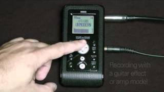 Songwriting with the Korg Sound On Sound On Sound (SOS) Unlimited Track Recorder