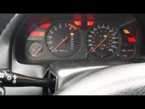 Honda Prelude cranks but doesn