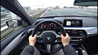 2019 BMW 6 Series GT | POV Test Drive