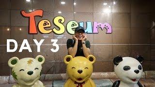 KOREA VLOG DAY 3  (DISCOVER SEOUL PASS D1)