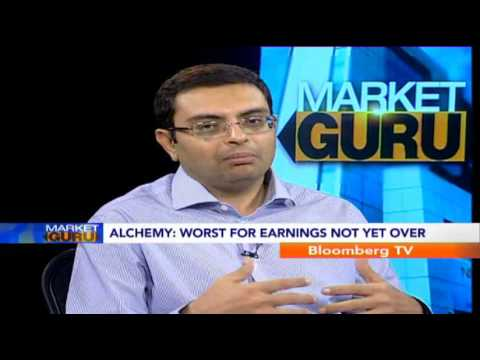 Market Guru - Rupee Playing Spoilsport For Earnings: Alchemy Capital