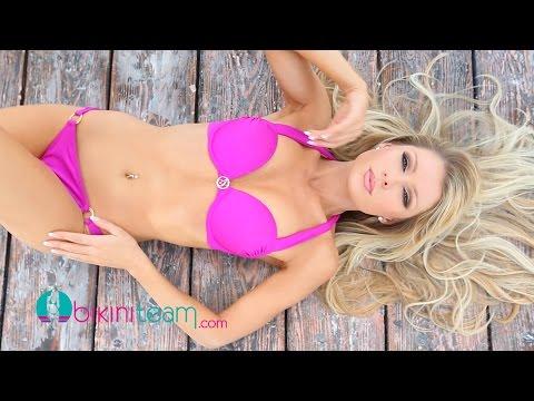 Billie Jo Powers Bikini Model of the Month Feb 2015