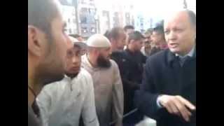 FLN compagne éléctorale de Amar Tou 2012 sidi bel abbbes (quartier populaire) part 2