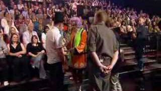 Alanis Morissette on Graham Norton Show