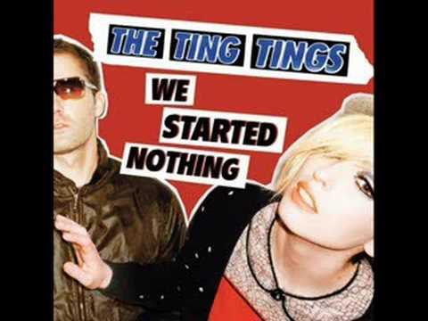 The Ting Tings - Impacilla Carpisung