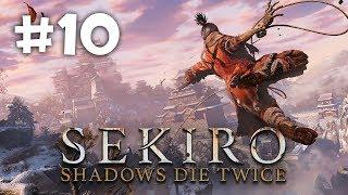 EL CASTILLO ASHINA | SEKIRO: Shadows Die Twice - Ep 10