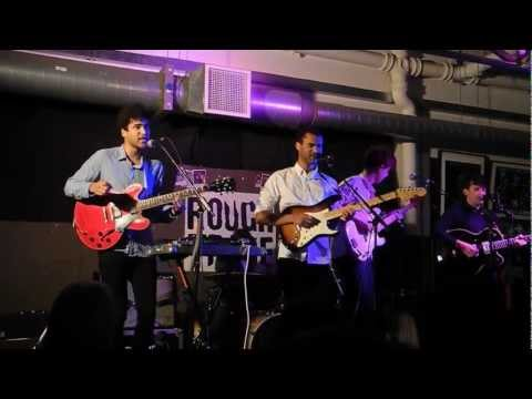 Theme Park - Jamaica (Rough Trade East, 25th Feb 2013)