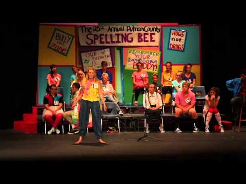 I'm Not That Smart- The 25th Annual Putnam County Spelling Bee