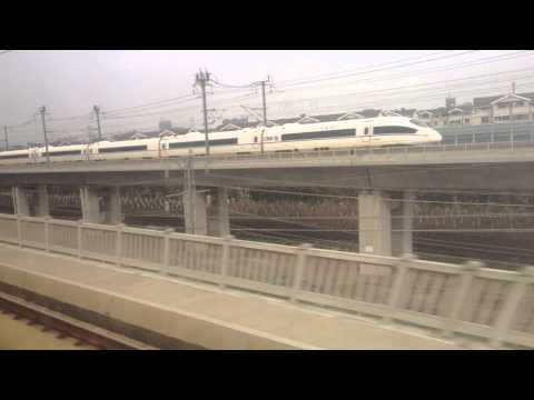 China High Speed Rail: 186 mph Shanghai - Nanjing - Hefei