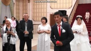 Жених на казахской свадьбе порвал интернет!!!