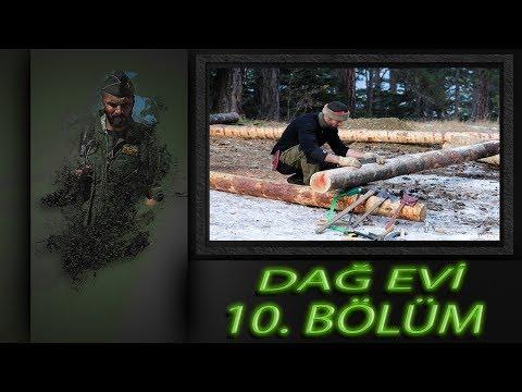 Doğada Tek Başına - Dağ Evi - (11.04.2012) - 10. Bölüm