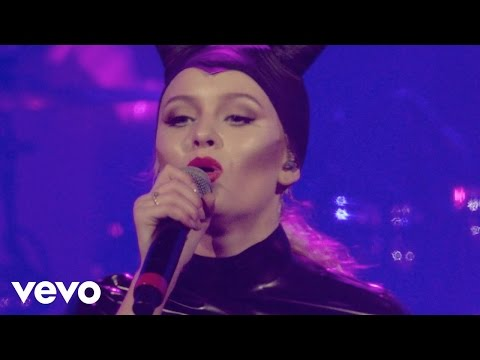 Zara Larsson - Lush Life (Live) - #VevoHalloween 2016