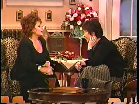 Roseanne interviews Tammy Faye Bakker (1998)