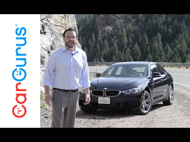 2015 BMW 428i Gran Coupe | CarGurus Test Drive Review