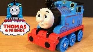 Shake and Go Thomas the Tank Engine Talking Train Toy From Fisher-Price - Review by Blucollection
