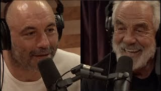 Tommy Chong Thinks He Got Cancer from Not Smoking Weed | Joe Rogan