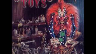 Watch Dangerous Toys Ten Boots stompin video