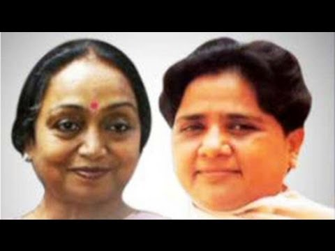 Rules broken for Meira Kumar, Mayawati