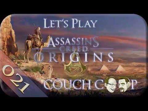 Let´s Play Assassin's Creed Origins Coop - #021-Des Priesters Zangengeburt