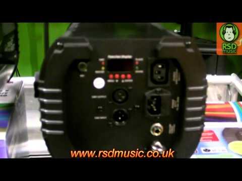 RSD MUSIC PROMO: ADJ REVO RAVE AND REVO BURST