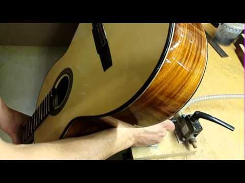 Как сделать подставку гитары