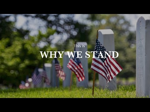 WHY WE STAND (Official Music Video) - Hoosier Ditty Band