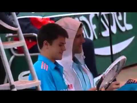 Novak Đoković - Joao Sousa (Roland Garros 1st round)