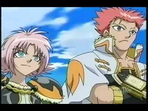 Bakugan Battle Brawlers: New Vestroia Episode 9 - Freedom Run (2 3) video